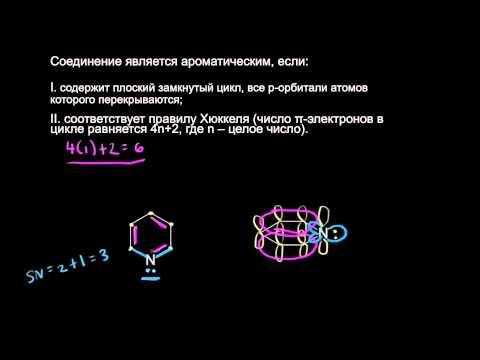 Ароматические гетероциклы. Ч.1