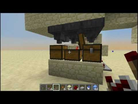 Easy Crafting Autocrafting Table