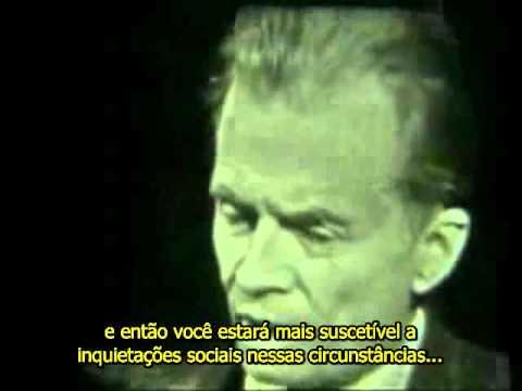 Aldous Huxley em Entrevista
