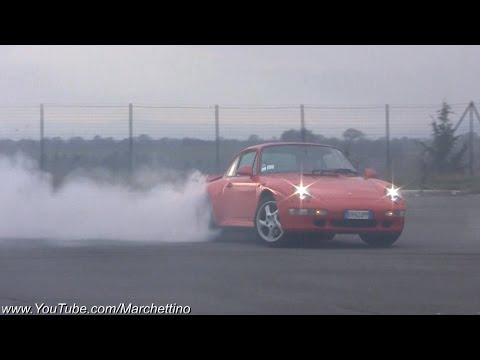 I test drive the Porsche 993 Turbo, the last Air Cooled 911