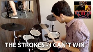 The Strokes - I Can't Win - Drum Cover (HD)