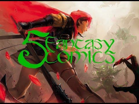 5 Fantasy Comics