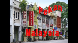 preview picture of video 'Malaysia pt. 5 of 11 Pekan'