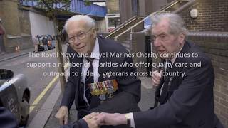 Royal Navy and Royal Marines Charity produces wonderful video about the Taxi Charity