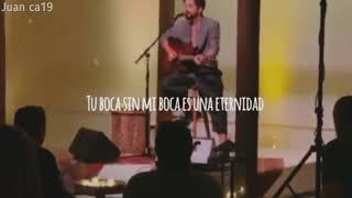 No te vayas - Camilo Echeverry [En vivo] Letra🔥