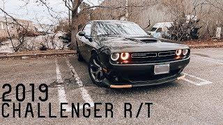 2019 Dodge Challenger R/T HEMI V8 | Full Review & Test Drive