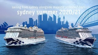 Regal Princess: A Summer Down Under 2020/21!