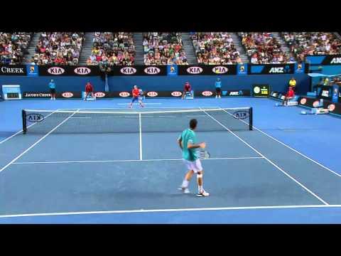משחק הטניס הטוב בעולם!
