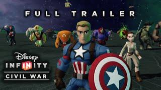 Disney Infinity: Civil War - Trailer