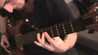 Answer With Metal - The Screwbar / Studio Footage 2011