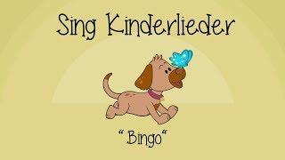 Bingo  (Ein Bauer Hatte Einen Hund)   Kinderlieder Zum Mitsingen | Sing Kinderlieder