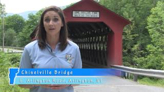 The Visitors Guide To Southern Vermont - Bennington And Arlington Covered Bridge Tour