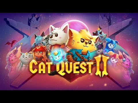 Cat Quest II - Gameplay Trailer thumbnail