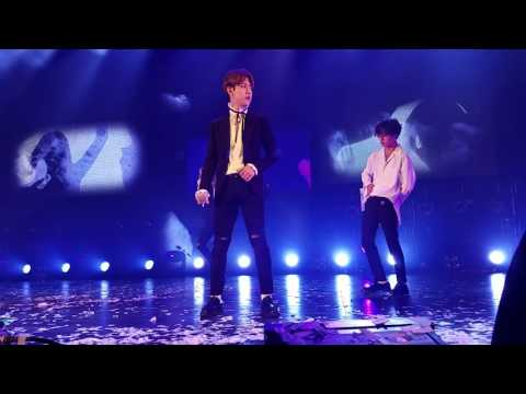 B.A.P. 비에이피 - Body & Soul - Party Baby Atlanta fancam