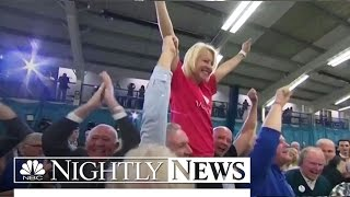 Britain's Vote to Leave EU Sends Global Markets Plummeting | NBC Nightly News
