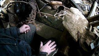 Поиск клада в заброшенном доме ! Царские и немецкие находки