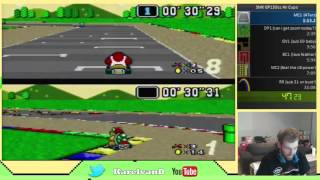 """Double Long Boost former WR on MC1 of 43""""82!"""