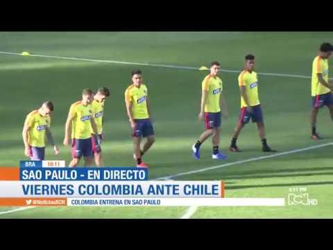 Colombia vs Chile: cuartos de final Copa America Brasil 2019 - Viernes 28 de junio