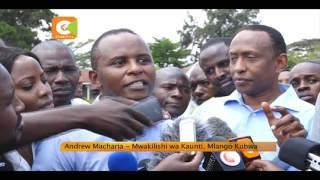 Peter Kenneth atarajiwa kujitosa kinyang'anyironi kwenye kiti cha ugavana Nairobi
