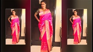 Kajol wows in this gorgeous saree by Coloroso