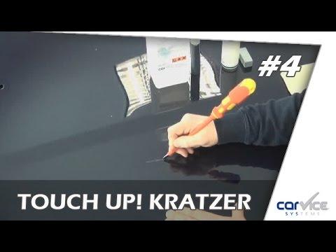 Kratzer und Steinschläge beheben so geht´s  ! Teil #4  Kratzer am Auto entfernen !