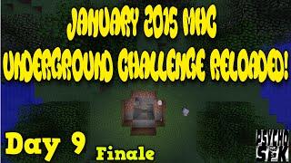✦Minecraft MHC January 2015 D9 Finale - UnderGround✦