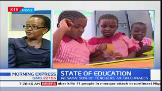 State of education: New education curriculum roll-out
