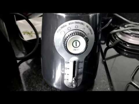 Cafeteira espresso Fun Kitchen Home Coffee 15 bar + Moedor Hamilton Beach