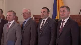 На Харківщині обрали нового президента Асоціації органів місцевого самоврядування