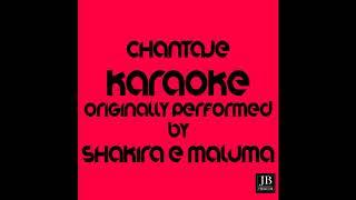 Extra Latino - Chantaje - Karaoke Version Originally Performed by Shakira & Maluma