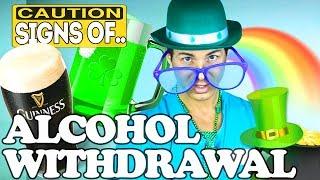 Mnemonic: Alcohol Withdrawal Symptoms