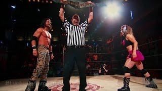 Lucha Underground 10/26/16 Johnny Mundo Vs Sexy Star  GIFT OF THE GODS CHAMPIONSHIP MATCH