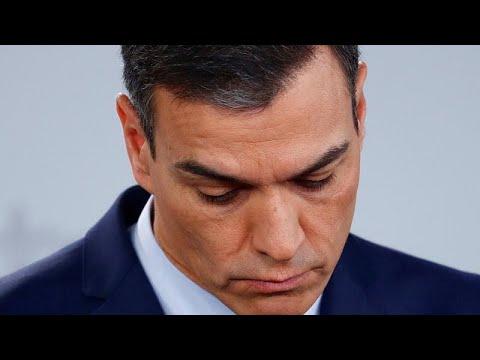 Ισπανία – Εκλογές: Προβάδισμα Σάντσεθ στα γκάλοπ