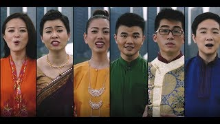 A Tamil Medley - Munnaeru Vaalibaa x Singai Naadu - 1023 A Cappella