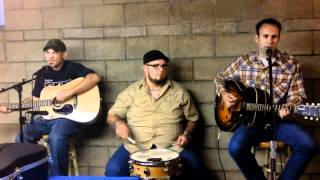 The Midnight Railers One Woman Man Johnny Horton Cover