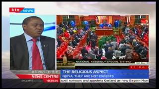 The Religious Aspect with Dr. Francis Kuria and Betty Kyalo 4/1/2017