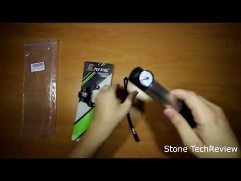 Unboxing PRO STAR Portabel Mini Fahrradpumpe Dämpfer-Pumpe Minipumpe Ballpumpe