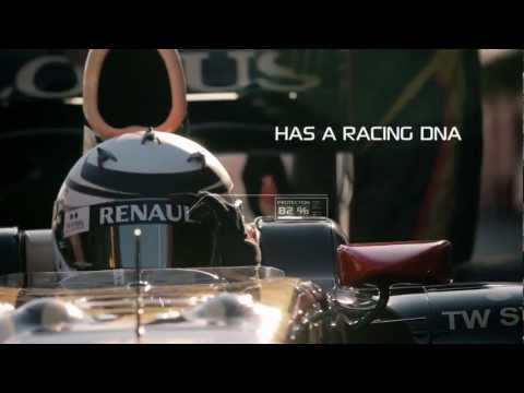 OZ Racing with Red Bull and Lotus