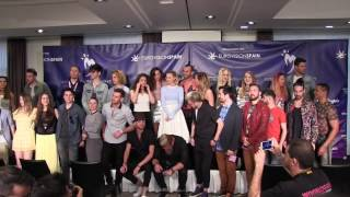 ESCKAZ in Madrid: Meet & Greet with acts at Eurovision-Spain Pre-Party
