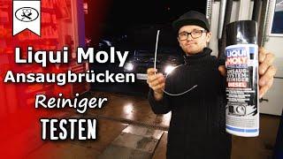 Liqui Moly Ansaugsystem Reiniger | Intake system cleaner | VitjaWolf | Tutorial | HD