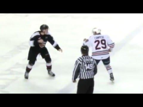 Matthew Campese vs. Brennan Menell