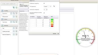 WEB-Конструктор данных Создание индикатора