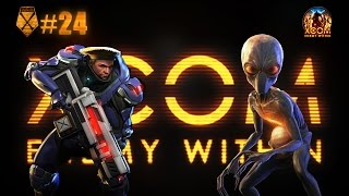 XCOM Enemy Within cz24 MOD Baza Exalt