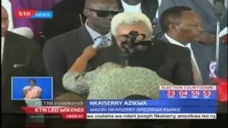 Waziri Joseph Nkaissery azikwa Kajiado huku akisifiwa na wengi