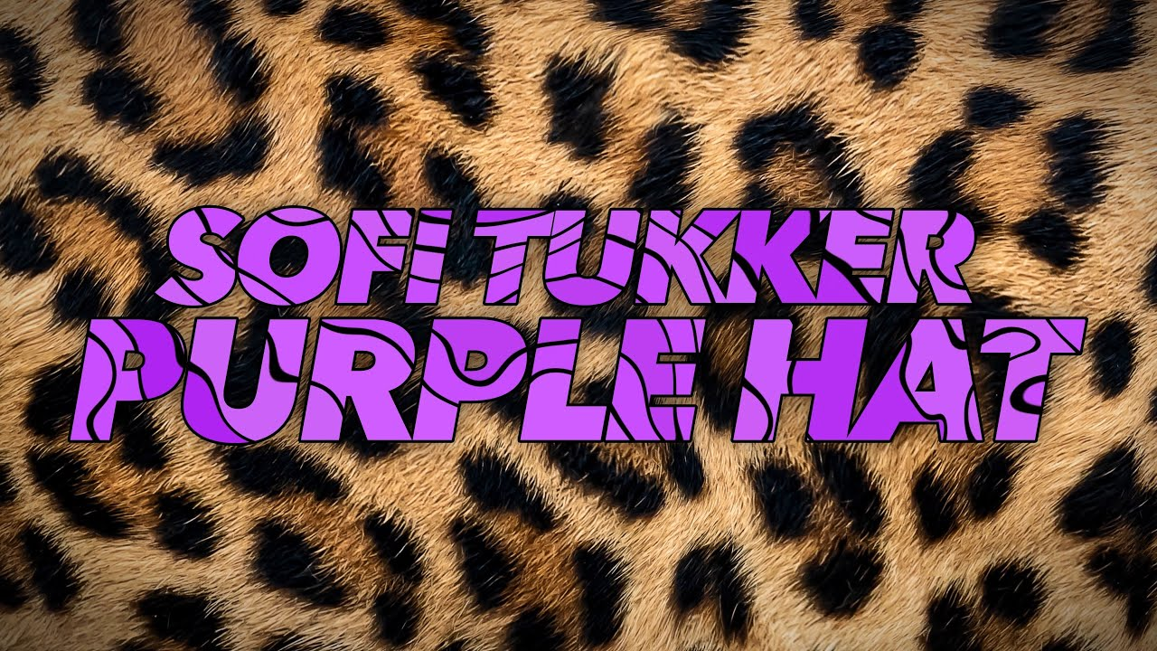 Sofi Tukker – Purple Hat