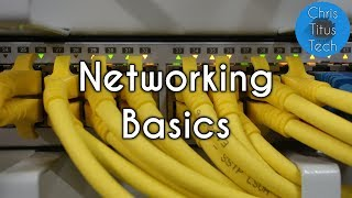 Networking Basics Tutorial | IP Address | Subnet | Gateway