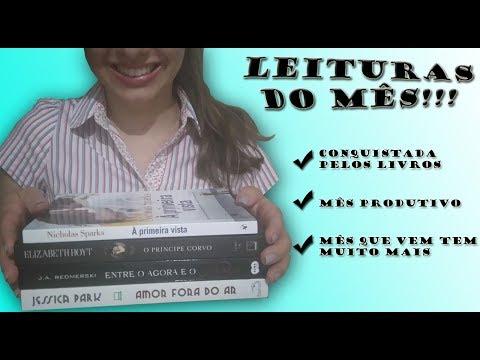 LEITURAS NOVEMBRO | Sonho Lindo de um Leitor #14