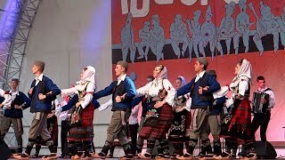 Serbian Folk Dance - Kud Krusik