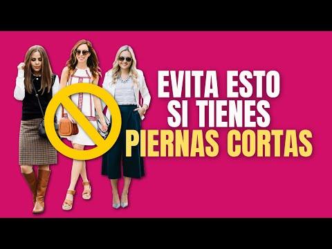 Moda Para Mujeres De Más De 40 y De Piernas Cortas