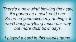 10000 Maniacs - Dust Bowl Lyrics